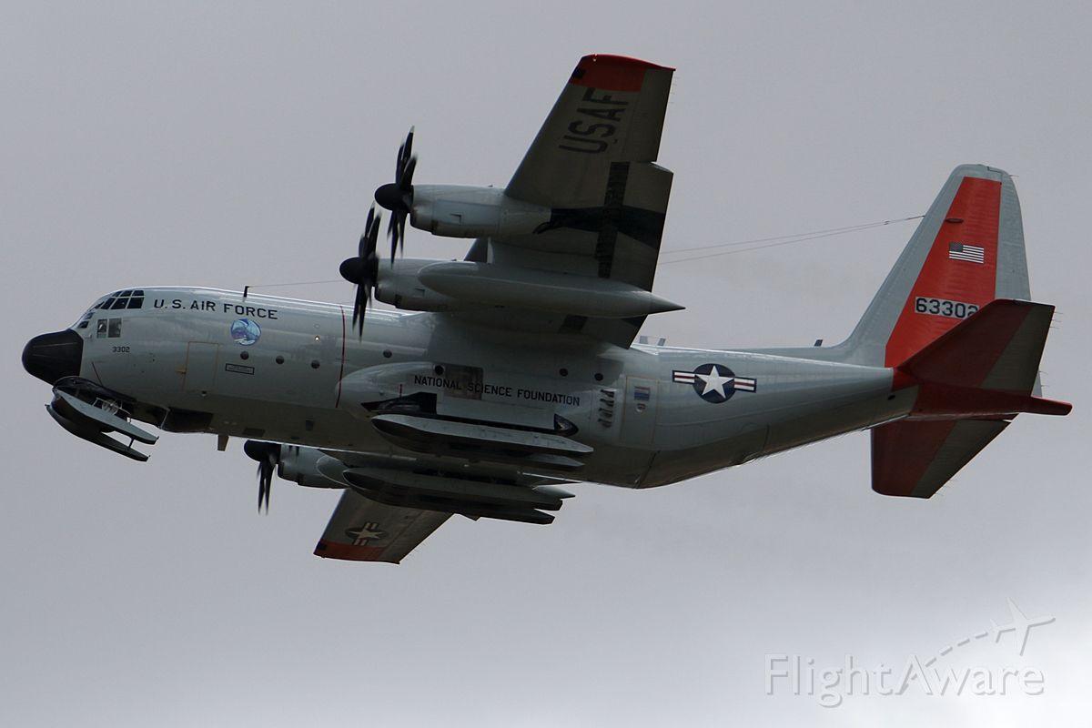 Lockheed C-130 Hercules (76-3302) - on 28 February 2019