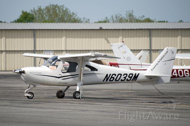 Cessna Skycatcher (N6039M)