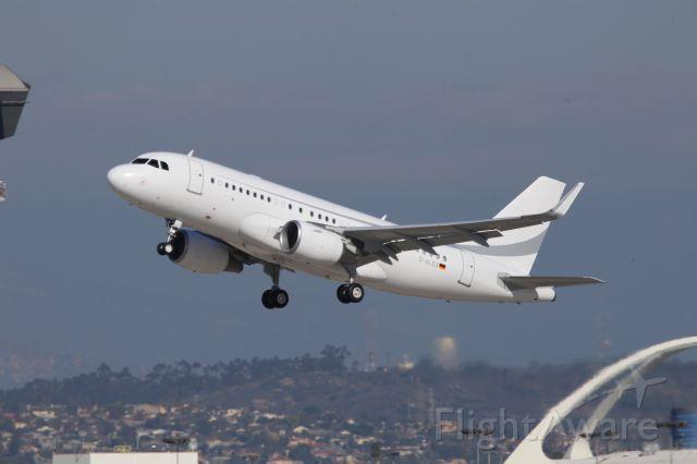 Airbus A319 (D-ALEX)