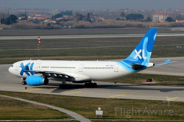 Airbus A330-300 (F-GSEU) - 11 MARS 2015