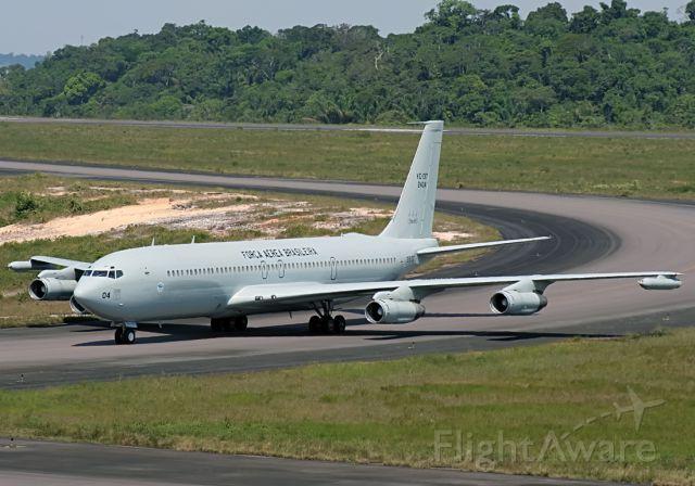 Boeing 707-300 (FAB2404) - Brazilian Air Force (KC137)