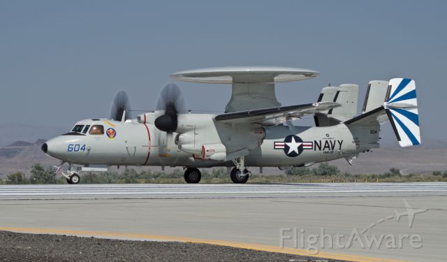 16-8600 — - A Norfolk Based VAW 121 E-2D Advanced Hawkeye begins its