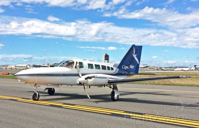 Cessna 402 (N660CA) - Cape Air C402
