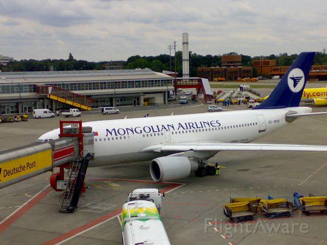 Airbus A310 (JU-1010) - Airport Berlin Tegel, EDDT/TXL