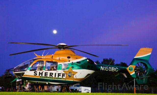 Eurocopter EC-635 (N158BC) - Broward Sheriff
