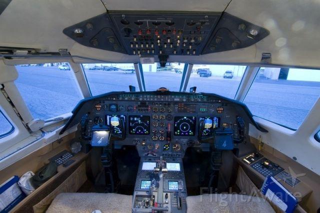 Dassault Falcon 20 (N426ST)