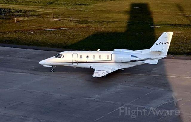 Cessna Citation Excel/XLS (LV-IWN)