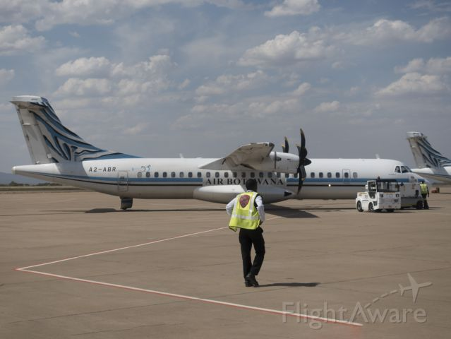 ALENIA Surveyor (ATR-42-500) (A2-ABR) - 23 NOV 2017