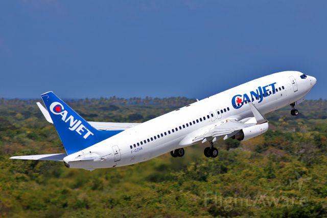 Boeing 737-800 (F-GZHA)