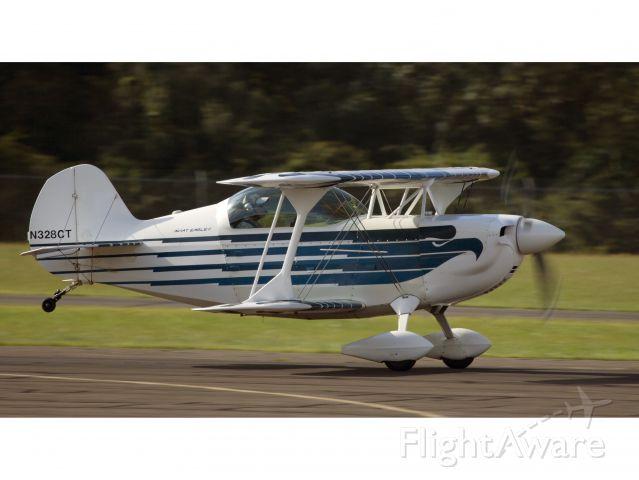 N328CT — - Very powerful take off runway 08 at Danbury.