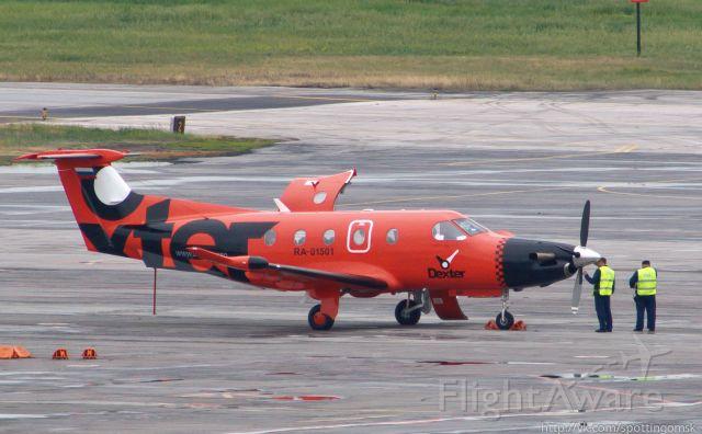 Pilatus PC-12 (RA-01501)
