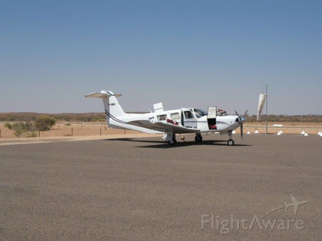 Piper Saratoga (VH-MNV) - Loading up the opals we found at Whitecliffs another great trip with dobbo and kim