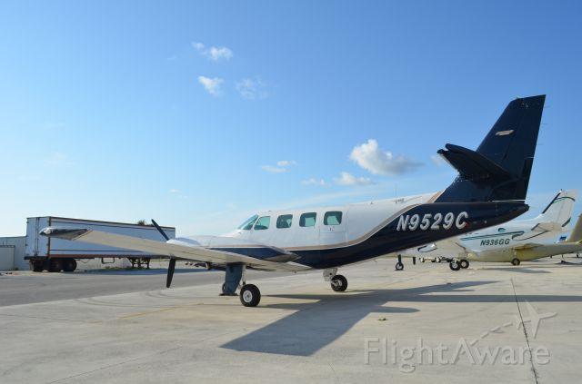 Cessna T303 Crusader (N9529C)