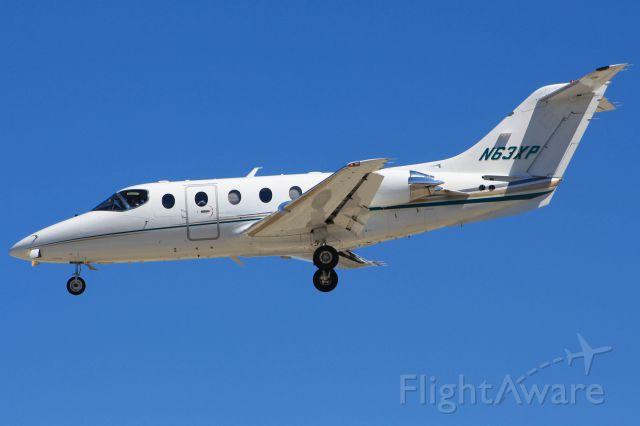 Beechcraft Beechjet (N63XP)