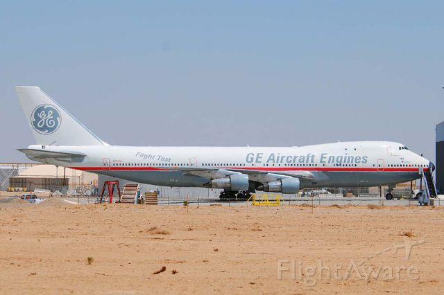 BOEING 747-100 (N747GE) - General Electric