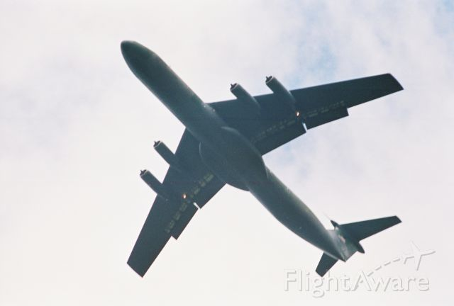 Lockheed C-141 Starlifter — - USAF Lockheed C-141