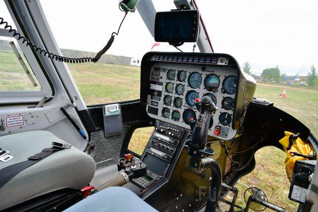 Bell TwinRanger (C-FSKR) - Alpine Helicopters Canada Bell 206L-1 Longranger C-FSKR in Drumheller, Alberta-Canada