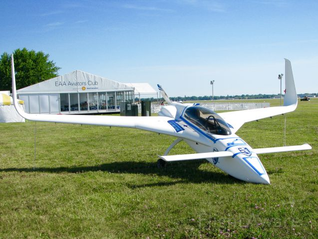 Experimental  (N1614J) - AirVenture 2016.    GARAGGIO-EZ