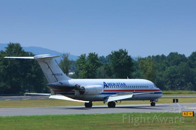 McDonnell Douglas DC-9-10 (N783TW)