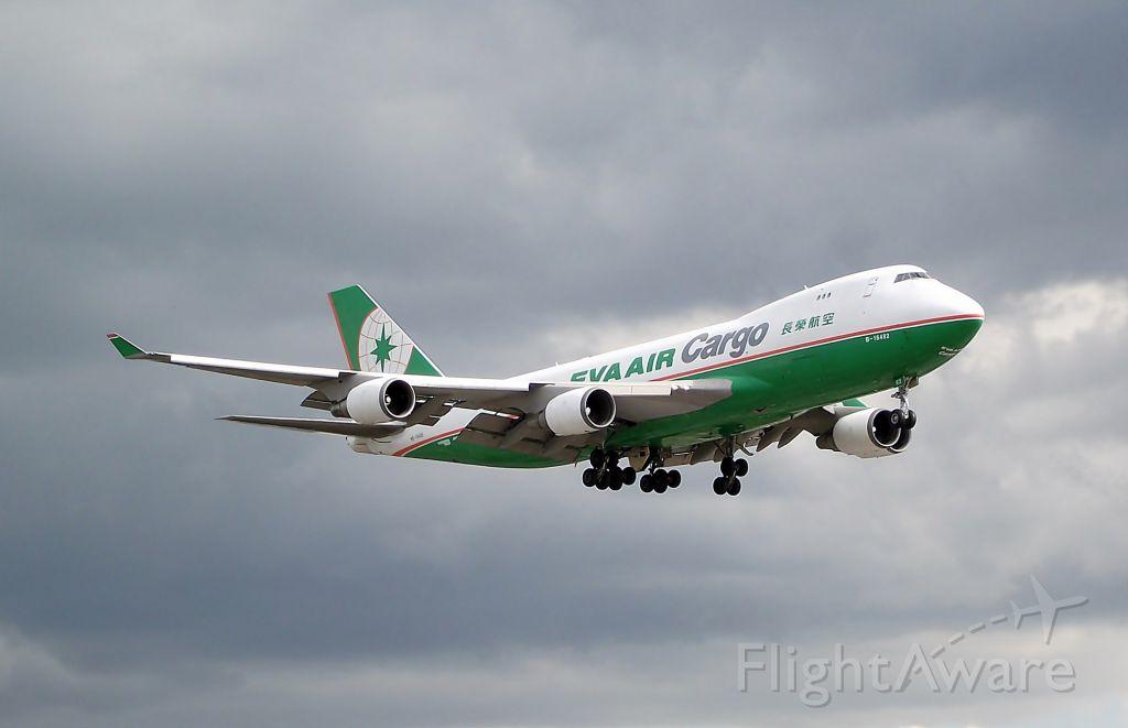 Boeing 747-200 (B-16482) - EVA Air Cargo