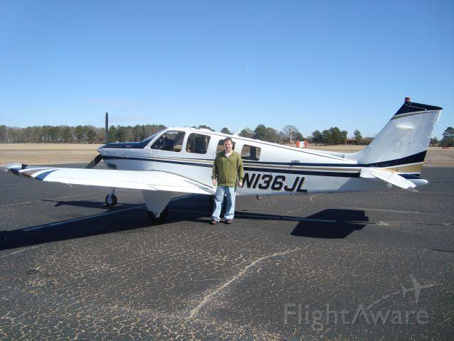 Beechcraft Bonanza (36) (N136JL) - 2008 Bonanza G36