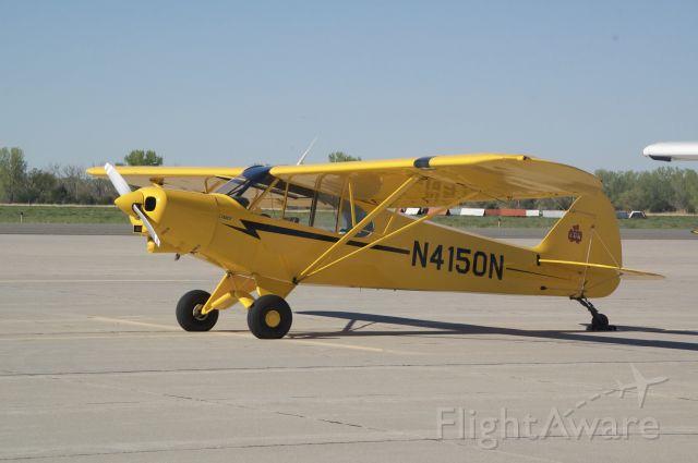 Piper L-21 Super Cub (N4150N)