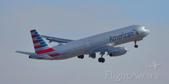Airbus A321 (N537UW) - phoenix sky harbor international airport 08APR21