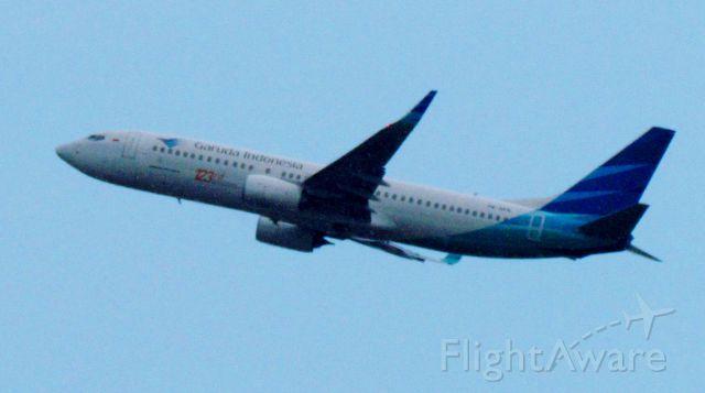 Boeing 737-700 (PK-GFR)