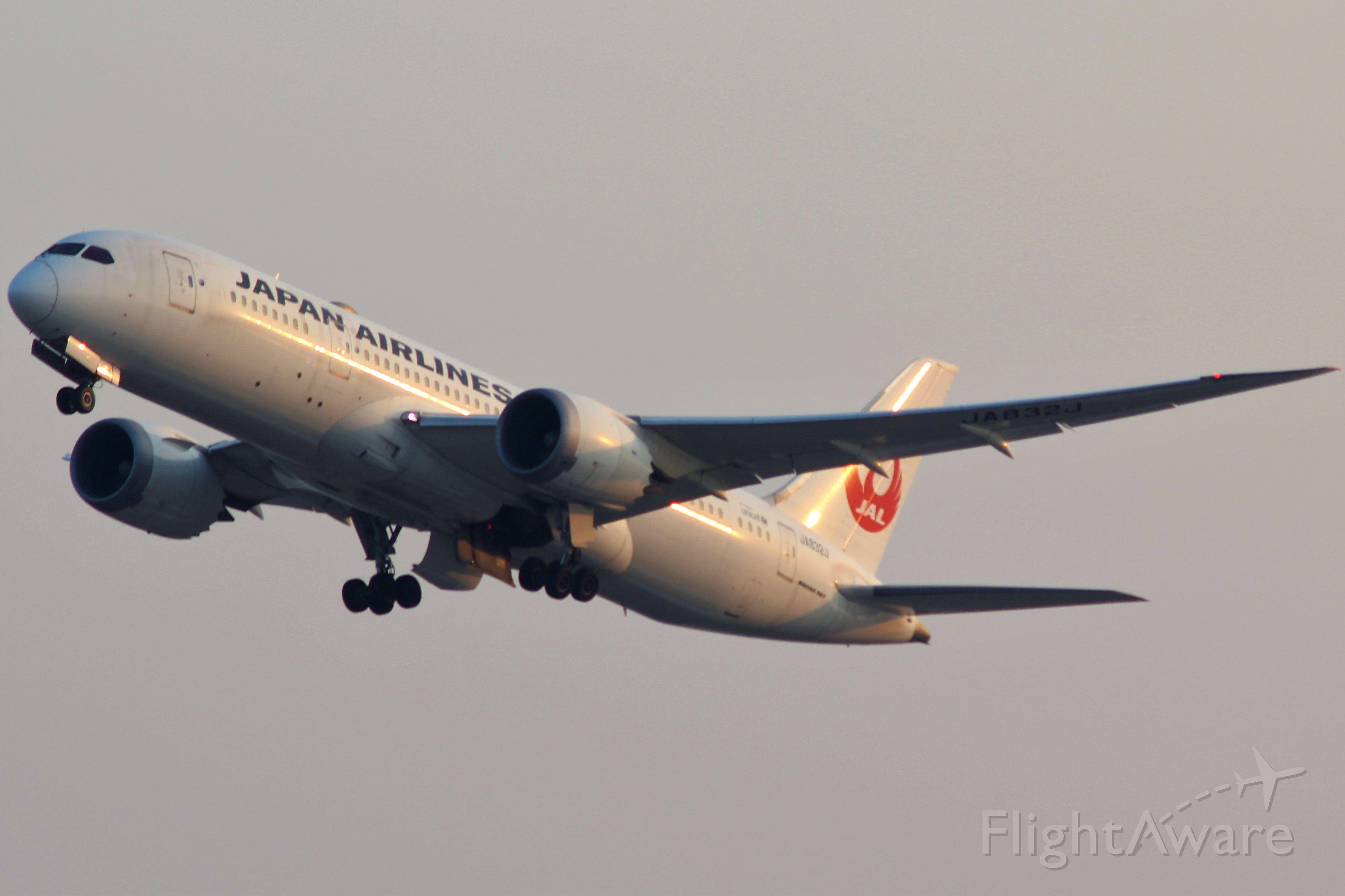 Boeing 787-8 (JA832J)