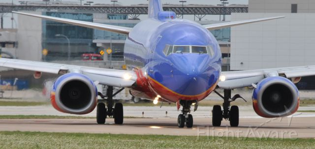 Boeing 737-700 (N550WN)
