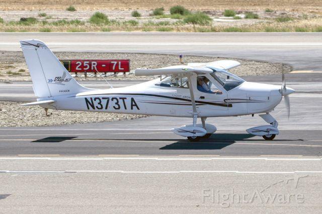 TECNAM SeaSky (N373TA) - Tecnam P92 Eaglet at Livermore Municipal Airport (CA). July2021.