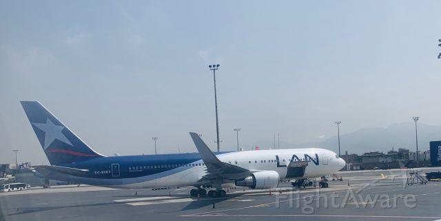 BOEING 767-300 (CC-BDB)