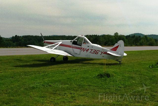 Piper PA-25 Pawnee (N4736Y)
