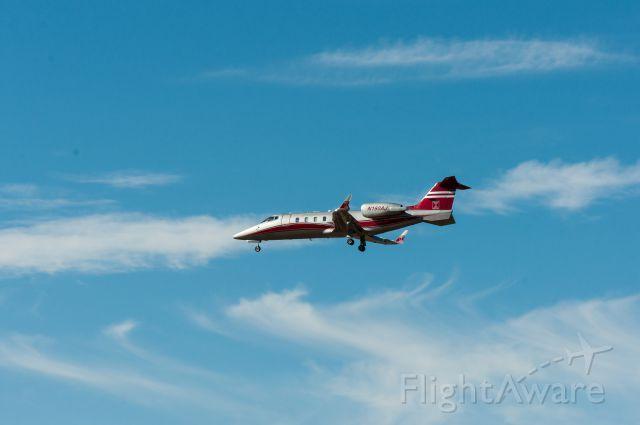 Learjet 60 (N160AJ)