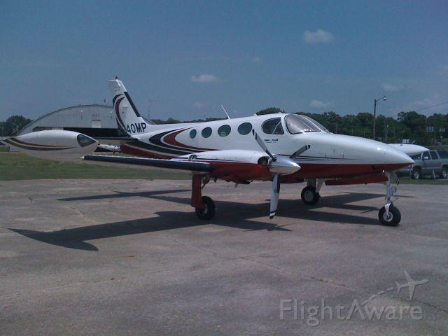 Cessna 340 (N340MP)