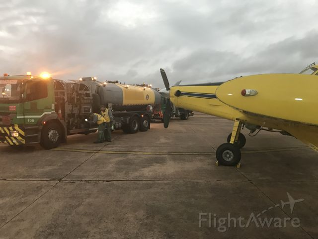 AIR TRACTOR AT-503 (N1516G) - Asuncion, Paraguay getting ready for the final leg to Rosario.