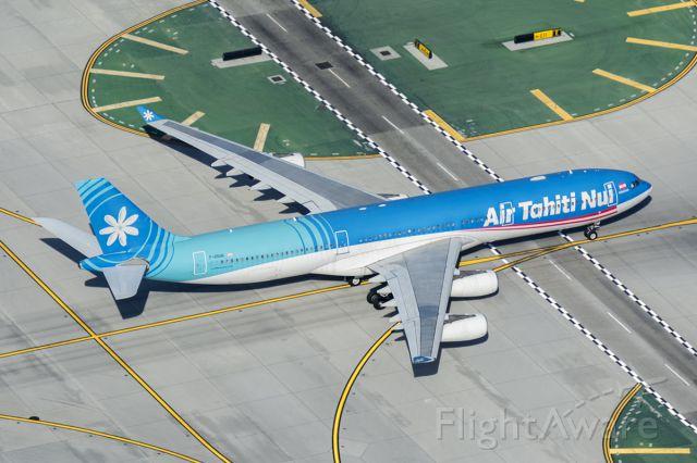 Airbus A340-300 (F0-SUN) - F-0SUN
