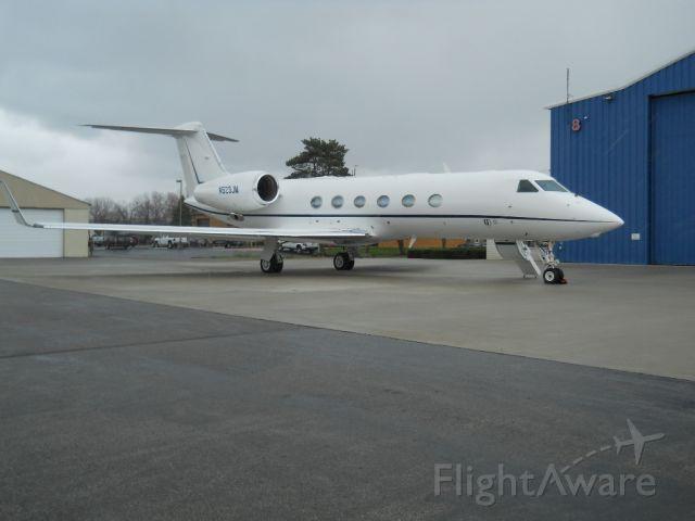 Gulfstream Aerospace Gulfstream IV (N523JM)