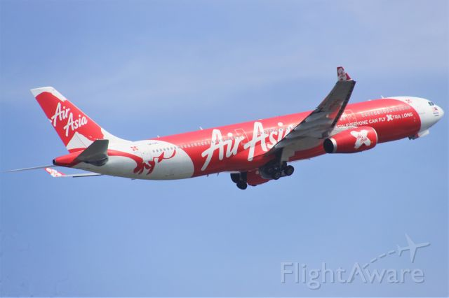 Airbus A330-300 (9M-XXE) - Everyone can fly Xtra long.<br />TIPS: Select full-size and wait for a while for better view.