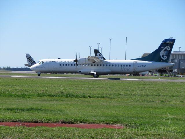 Aerospatiale ATR-72-500 (ZK-MCY)