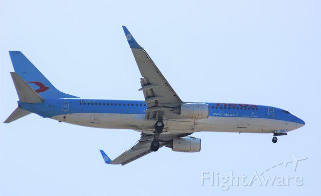Boeing 737-800 (I-NEOS) - Photo taken on July 27, 2009