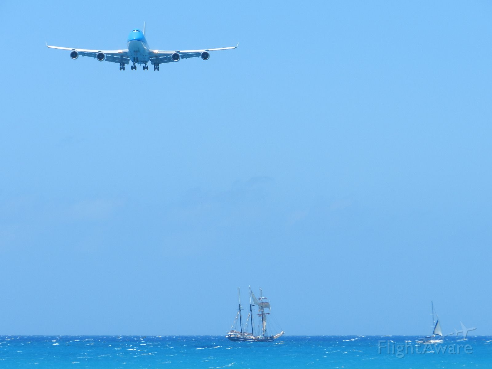 Boeing 747-400 (PH-BFY)