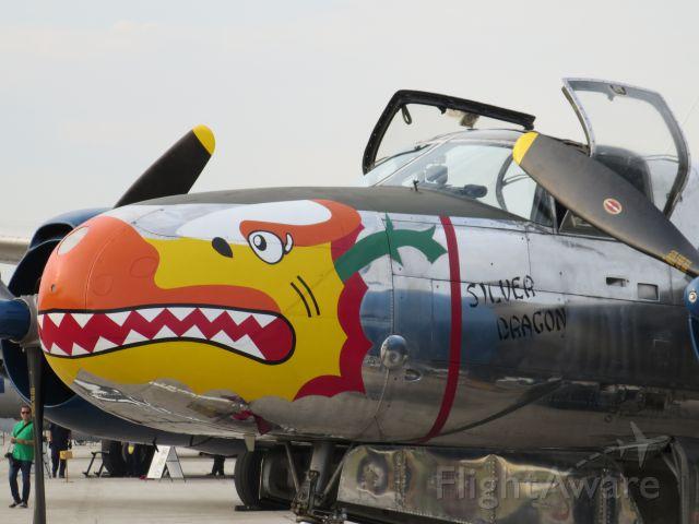 "ON MARK Marksman (N99420) - Douglas A-26B Invader 44-34104 @ ""Thunder over Michigan"" 2015"