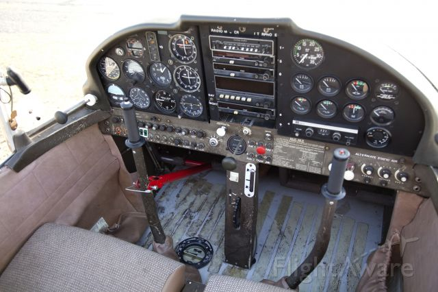 N333RA — - Note the engine instrumentation. The French aircraft manufacturers use automotive gauges.
