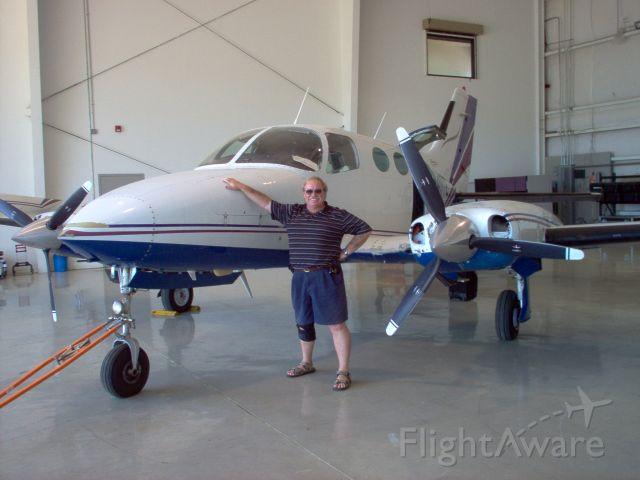 Cessna 401 (N401TE)