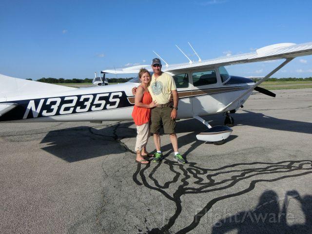Cessna Skylane (N3235S) - Flew to Norman Ok