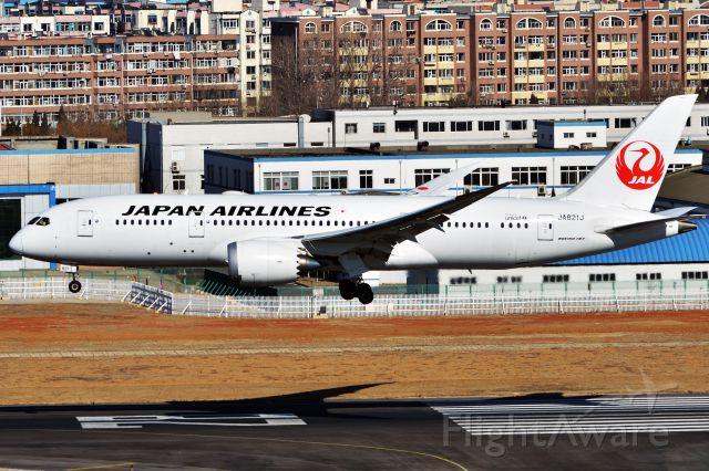 Boeing Dreamliner (Srs.8) (JA873J)