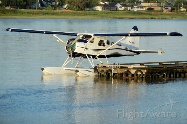 De Havilland Canada DHC-2 Mk1 Beaver (C-FPCG)