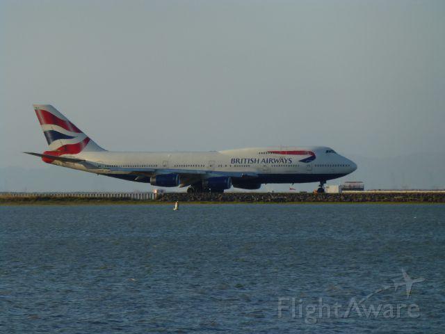 Boeing 747-400 (G-BNLR)