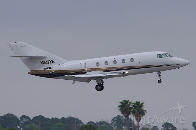 Dassault Falcon 20 (N852E)